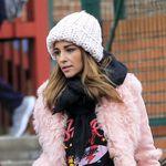 El gran fallo estilístico de Paula Echevarría para un día de nieve