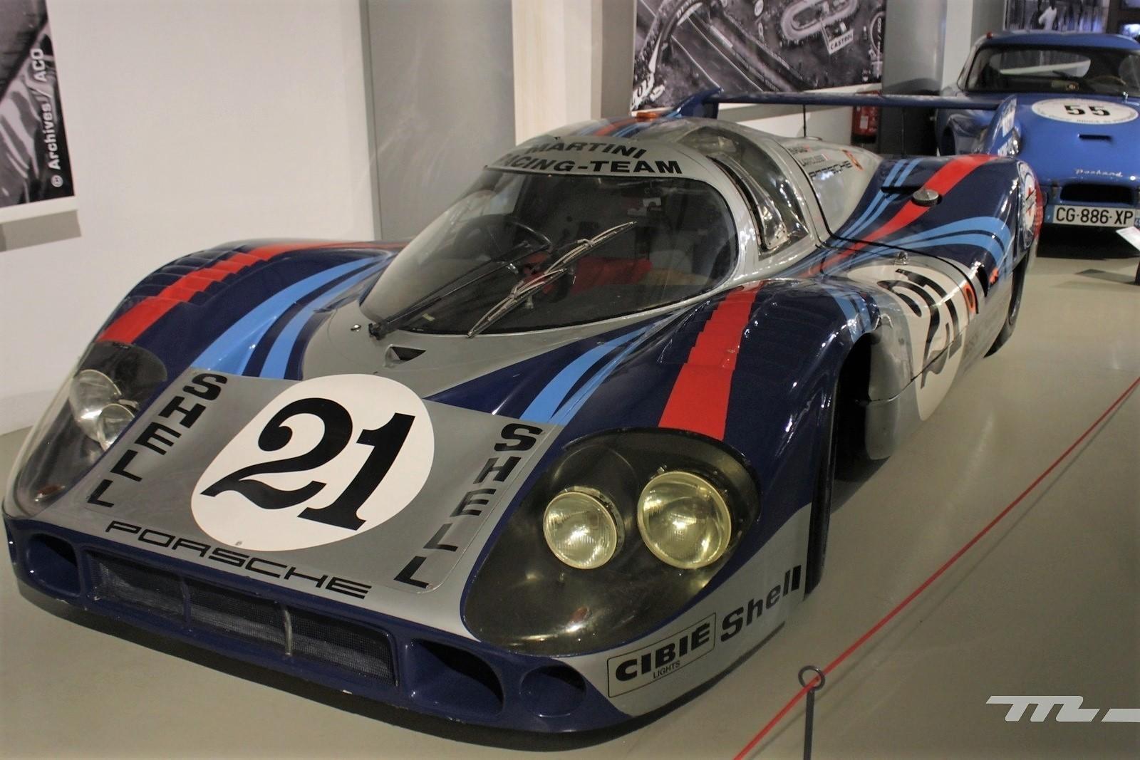 Museo de las 24 Horas de Le Mans (madurez)