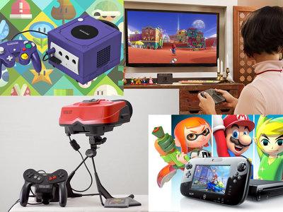 Estos son los tres fracasos más estrepitosos de Nintendo, y así fue como consiguió salir reforzada