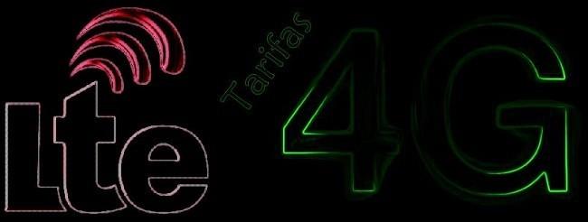 Tarifas 4G España