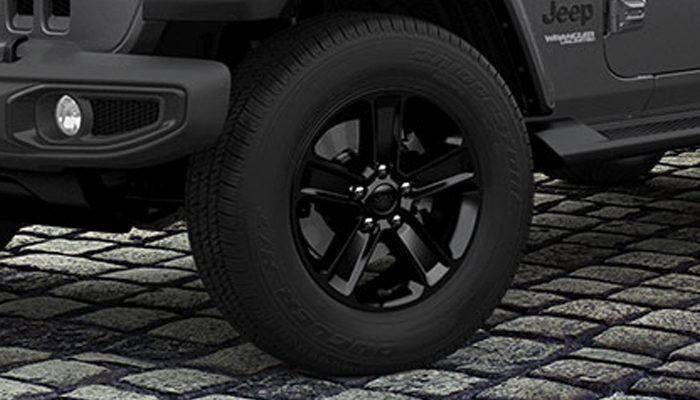 Foto de Jeep Wrangler Mild-Hybrid 2020 (16/18)