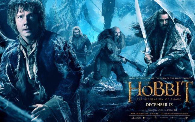 El Hobbit La Desolación De Smaug Tráiler Final Y Nuevos Carteles De La Segunda Parte De La Trilogía