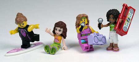 Lego No Ha Empezado A Segregar Los Juguetes Por Genero Ahora En
