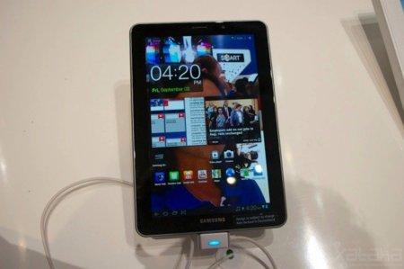 Samsung Galaxy Tab 7.7, lo probamos en IFA 2011