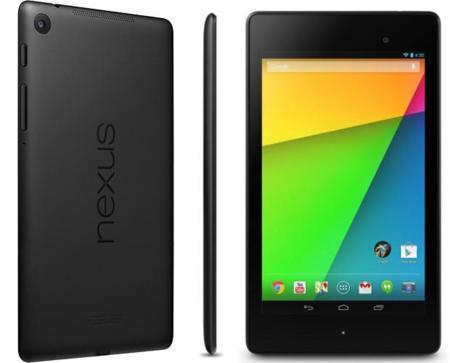 Nuevo Nexus 7 2013