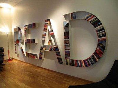 Las 13 maneras más divertidas de guardar tus libros