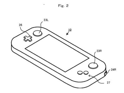 Nintendo patenta una serie interesante de nuevos sistemas de control