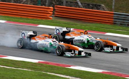 """Adrian Sutil: """"el equipo no tiene ninguna novedad prevista para este año"""""""
