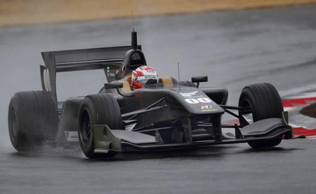 Kazuki Nakajima Fuji Test Dallara SF14