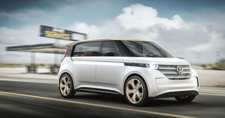 BUDD-e es la Volkswagen Van del futuro: hiperconectada y eléctrica