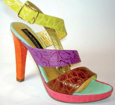 Beverly Feldman colección Primavera-Verano 2009