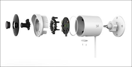 Xiaomi Yi Smart Outdoor Camera 3