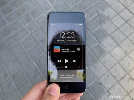 El iPod touch último modelo de 32 GB está rebajado en Amazon a 215,10 euros