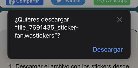 Descargar Stickers