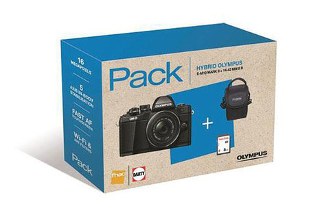 Olympus Om D E M10 Mark Ii Pack