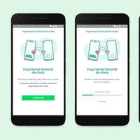 La beta de WhatsApp para iOS comienza a activar la migración de chats a Android