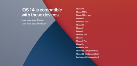 Ios 14 Iphone Compatibles