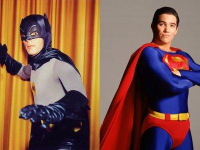 La evolución de Batman y Superman en la televisión y el cine, la imagen de la semana