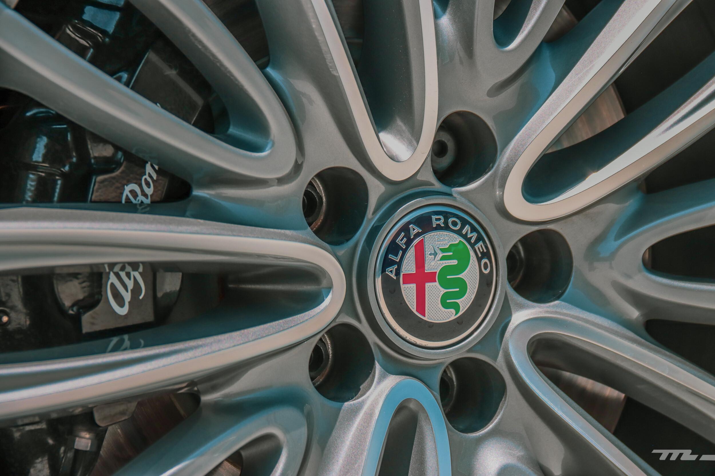 Foto de Alfa Romeo Giulia Lusso 2021 (64/83)