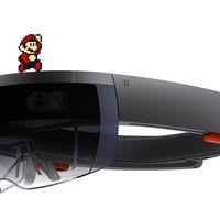 El Mario original y Central Park se meten dentro de la realidad mixta de Microsoft HoloLens