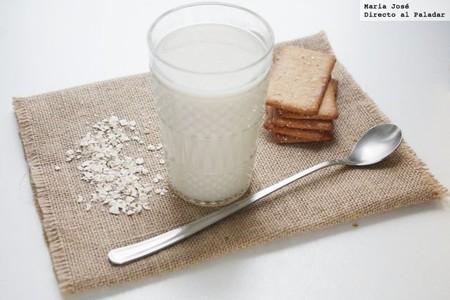 Cómo hacer bebida de avena de forma fácil y rápida, receta con thermomix