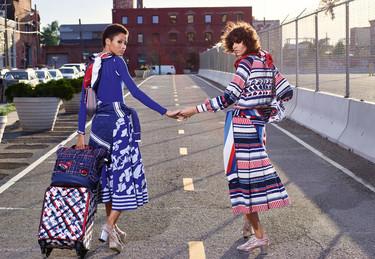 ¿Vamos de viaje con Lineisy Montero y Chanel en su campaña Primavera-Verano 2016?