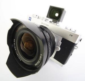 Zeiss Ikon SW, nueva cámara de Carl Zeiss