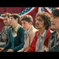 David Hasselhoff presenta, en español y sin cortarse, 'Fuga de cerebros 2'