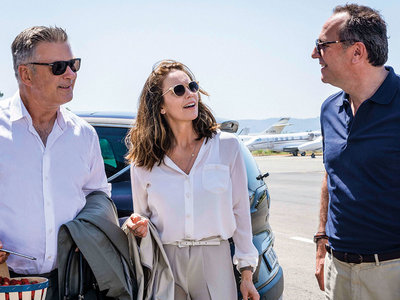 'Paris Can Wait', tráiler de una road movie con Alec Baldwin y Diane Lane que dirige la mujer de Coppola