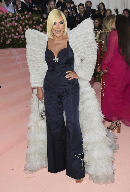 Kris Jenner gala met 2019