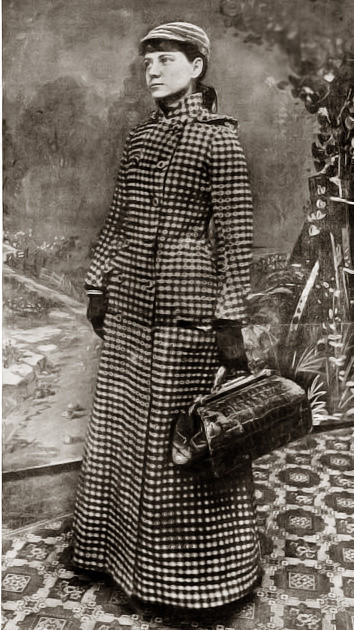 Nellie Bly Journalist
