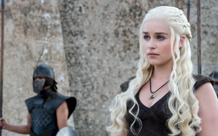 Daenerys La Batalla De Los Bastardos