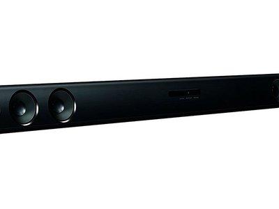 LG LAS260B, una barra de sonido a un precio de risa en PCComponentes: 69,95 euros