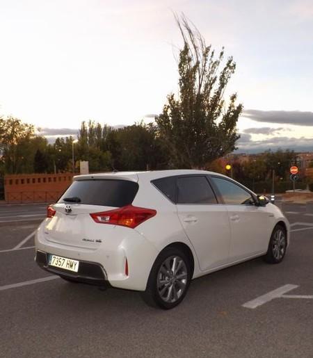 El Toyota Auris Hybrid a prueba (I): Diseño y equipamiento