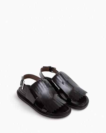 Clonados y pillados: ¡Habemus clon de las sandalias con flecos de Marni!