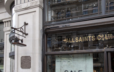 All Saints (Jacks Place, 114 Commercial St)