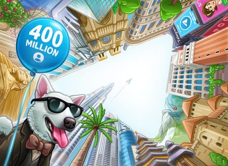 Telegram celebra 400 millones de usuarios con nuevas funciones y stickers, y la promesa de videollamadas grupales seguras