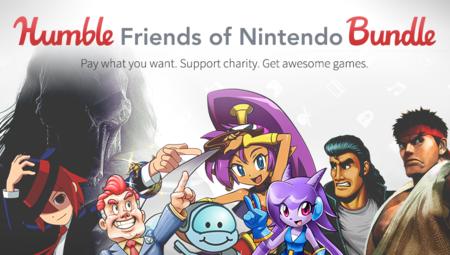 Así de espectacular es el segundo Humble Bundle de Nintendo. Y sí, funciona en España y Latinoamérica