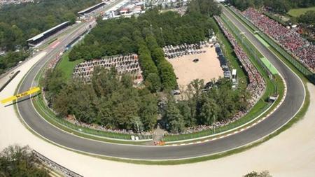 Cuarenta años en onboard de la Parabólica del Circuito de Monza