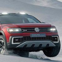 Volswagen T-RUG, un posible SUV con capacidades off-road al nivel de un Land Rover