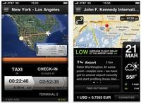 Aplicaciones viajeras: App in the Air