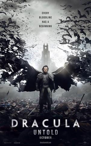 'Drácula: La leyenda jamás contada', tráiler y segundo cartel