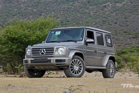Mercedes-Benz Clase G  2