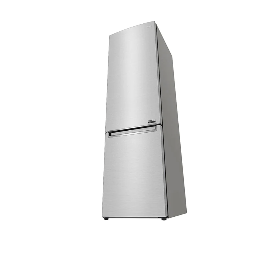 Frigorífico combi - LG GBB92STBAP, 384 l, No Frost, Door Cooling™, FreshConverter™, 203 cm, Inox