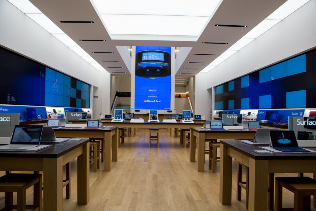 Foto de Microsoft en la Quinta Avenida (7/8)