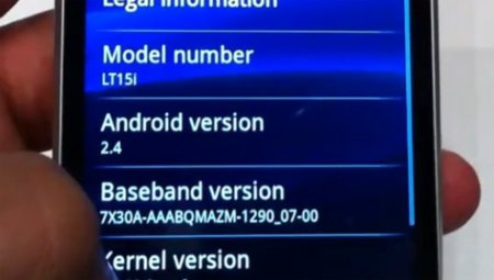 Android 2.4 en vídeo, tanto en Sony Ericsson Xperia Arc como en Nexus S