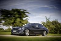 Mercedes-Benz S65 AMG - el rey de las limusinas