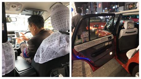 Taxi Japon