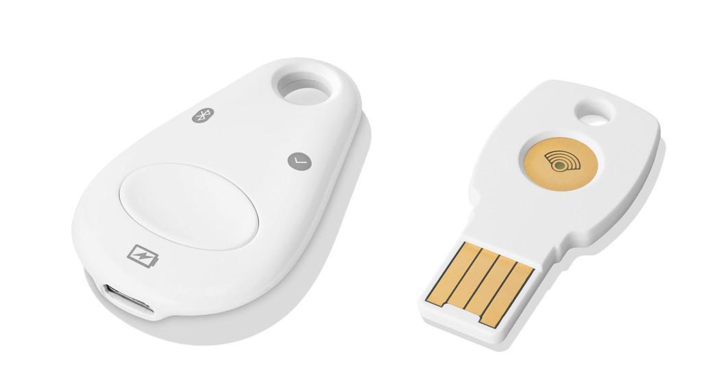 Titan, el sistema de llaves de Google que prometía una seguridad