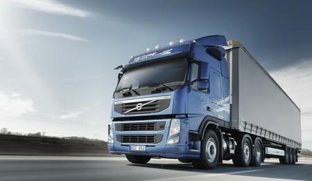 Camión Volvo metanodiésel